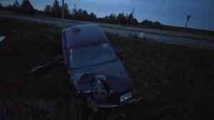 В Котласском районе водитель «БМВ» насмерть сбил человека