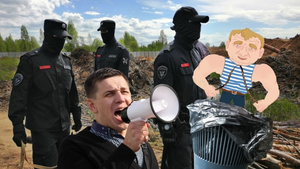 «Культурно перевернули весь дом»: зачем силовики нагрянули к архангелогородцу Андрею Боровикову