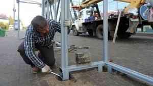 Бизнес продолжает вносить вклад в развитие уличной инфраструктуры в Архангельске