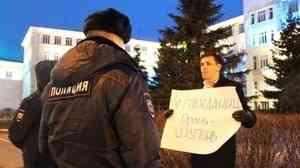К архангельским сторонникам Навального пришли с обысками