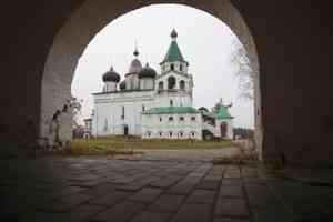 Митрополит Корнилий 16 сентября посетит Антониево-Сийский монастырь