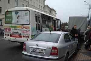 «Из-под сиденья начал идти дым»: архангелогородцы прокатились на неисправном автобусе