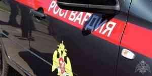 Архангельские росгвардейцы задержали подозреваемого в краже инструментов из гипермаркета
