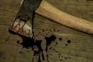 Архангелогородец получил три удара топором по голове и взял вину на себя