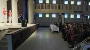 В Архангельске прошел фестиваль еврейской культуры «Айзен»