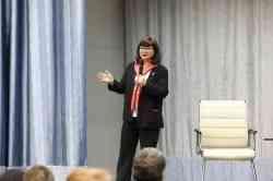 Елена Кудряшова провела «Диалог на равных» с молодежью Ненецкого округа