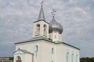 Осужденные исправительной колонии помогли отремонтировать храм