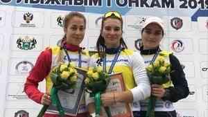 Наталья Непряева: и снова - золото!
