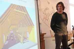 Архангелогородцев научат клеить шпангоуты на строительстве поморской шхуны