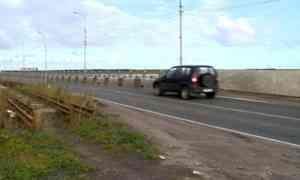 В Северодвинске началось строительство моста, соединяющего материковую часть города и о. Ягры