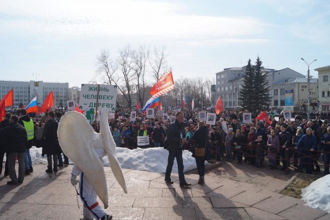 Древарх уехал на Украину