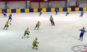 Генеральная репетиция «Водника» прошла перед Кубком России