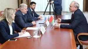 Республика Беларусь планирует расширить свое представительство на Маргаритинской ярмарке