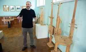 В Архангельске открылась выставка уникальных инструментов
