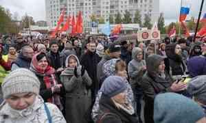 ВАрхангельске прошёл митинг протеста против безответственного отношения кэкологии