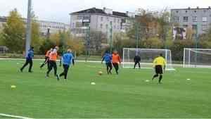 В Котласе открыли обновлённый стадион «Салют»