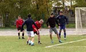 В Архангельске состоялся футбольный турнир в рамках Дня студенческого спорта