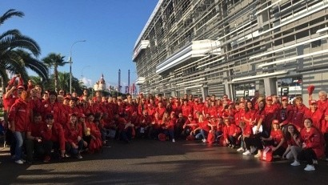 Волонтеры Поморья побывали на Гран-при «Формулы-1» в Сочи