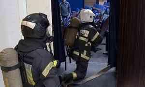 ВАрхангельском театре кукол прошли учения оперативных служб