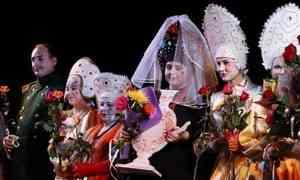 Котласский театр открыл 84-й сезон «дурашливой баловнёй» по«Женитьбе Бальзаминова»