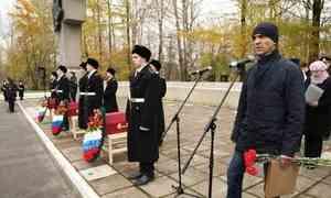 В Архангельске предали земле останки троих солдат Победы