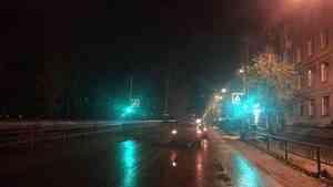В Северодвинске четырёхлетний мальчик пострадал в ДТП по вине пьяного водителя