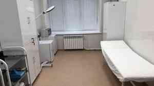 На Кегострове кабинет врача общей практики открылся в отремонтированном помещении