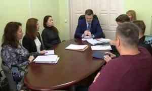 ВАрхангельске стали известны имена претендентов название регионального оператора пообращению сТКО