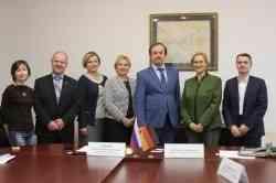 Генеральный консул Германии в Санкт-Петербурге посетила САФУ
