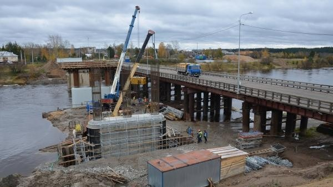 Движение по новому мосту через Вагу планируют открыть в 2020 году