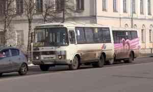 Ссегодняшнего дня вАрхангельске объединяют автобусные маршруты