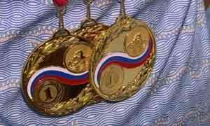 Одними излучших наПервенстве иЧемпионате Северо-Запада поплаванию стали поморские спортсмены