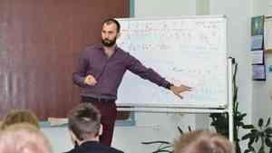 Чемпион мира по математике проведет занятия для школьников Архангельской области