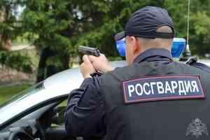 В Архангельской области сотрудники Росгвардии обнаружили без вести пропавшего мужчину