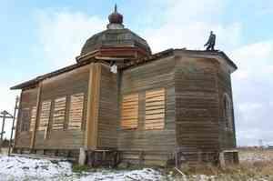 В Луде завершились противоаварийные работы на церкви Пресвятой Богородицы