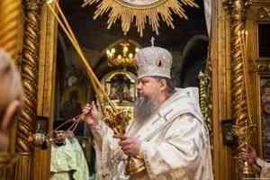 Митрополит Корнилий в Димитриевскую родительскую субботу совершил Литургию в архангельской Соломбале