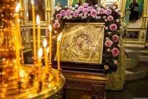 Митрополит Корнилий совершил всенощное бдение накануне праздника Казанской иконы Божией Матери