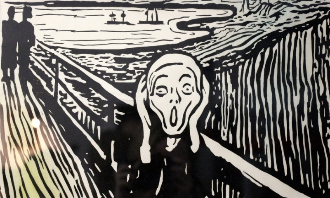 Демоны, безумие иЛарс фон Триер: вАрхангельске представили оригиналы работ Дали, Врубеля иМунка