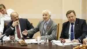 Дети войны поделились своими проблемами с губернатором