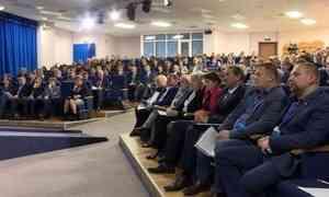 В Архангельске подвели итоги работы регионального отделения партии «Единая Россия»
