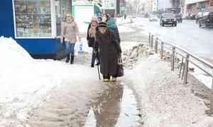 14 ноября в Архангельске обещают плюсовую температуру и дождь