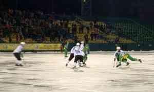 Архангельский «Водник» продолжает серию победных матчей наЧемпионате России