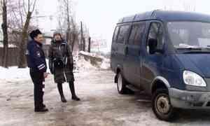 «Серые газели» отправились наштрафстоянку вКотласском районе