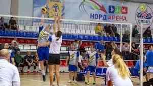 Спартакиада «Начни с себя - 2019» завершилась жаркими волейбольными сражениями