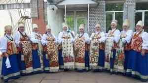 В Архангельске выступит Карпогорский народный хор