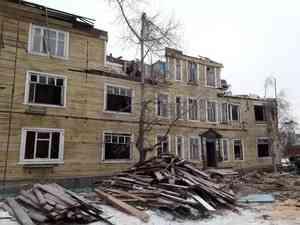 От Конвейера до Исакогорки: где в Архангельске снесли деревянные дома