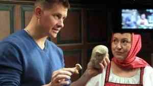 Съемки кулинарного шоу телеканала СТС прошли под Архангельском