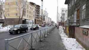 В Архангельске завершился ремонт на улице Поморской