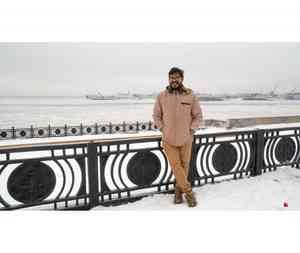 «Куплю еще несколько курток. На всякий случай»: впечатления Ника из Мумбаи от холодного Архангельска