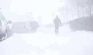 22ноября вАрхангельске будет снежно